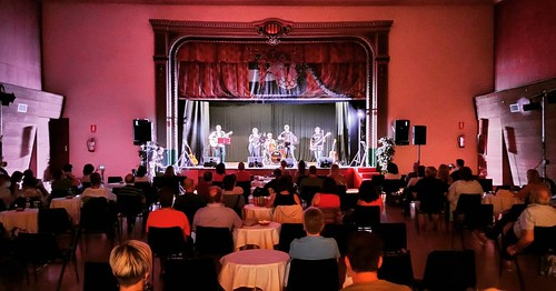Gran #concert de @profetesdelapluja al @casalgelidenc #Música #Gelida #Penedès