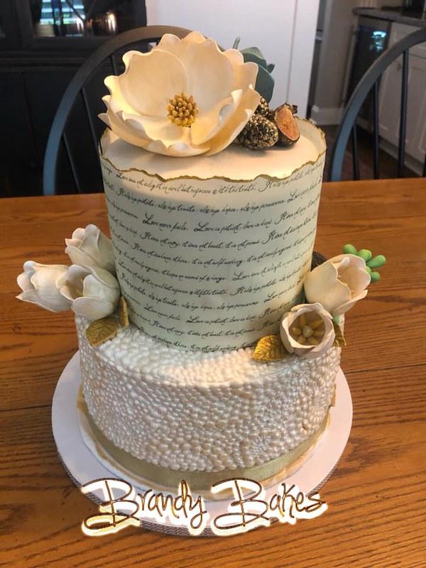 Cake by Brandy Bakes