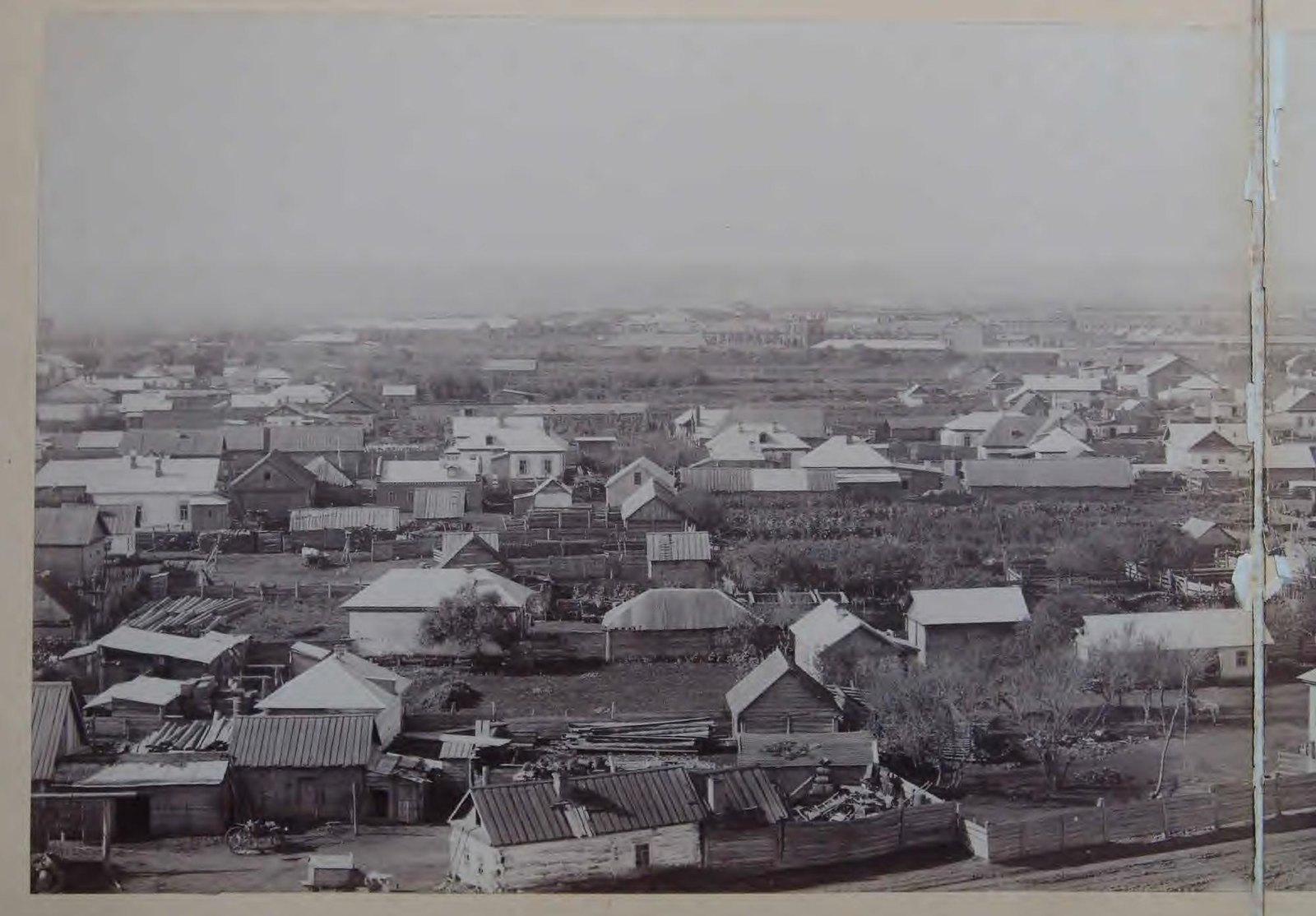 Вид с собора. 1898.1