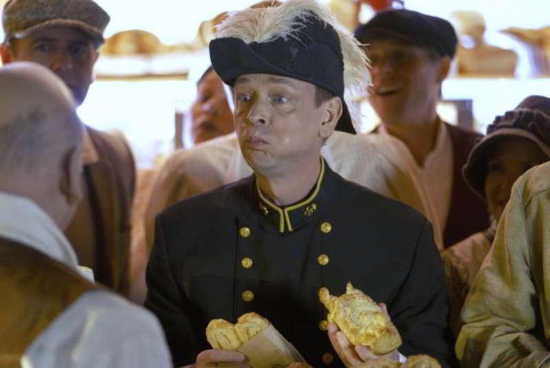Haig Sutherland as Walter
