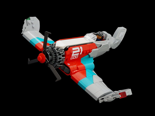 Skyracer part 2