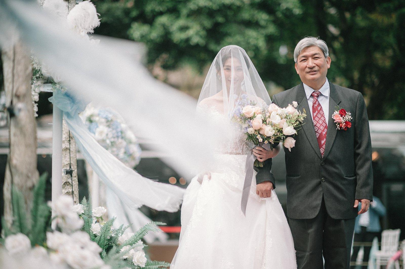【婚攝】Gene & Renee / 青青食尚花園會館