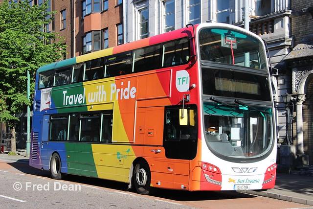 Bus Éireann VWD 43 (151-C-7164).