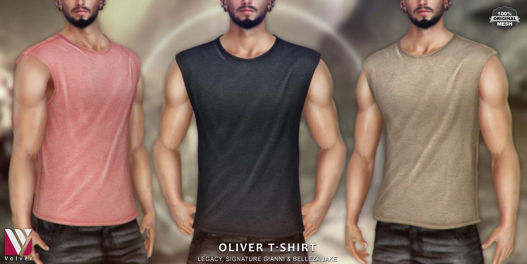 Volvér – Oliver T-shirt