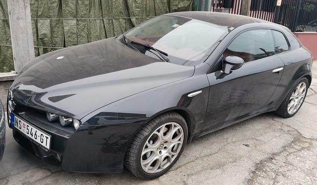 2007 Alfa Romeo Brera 2.4 JTD