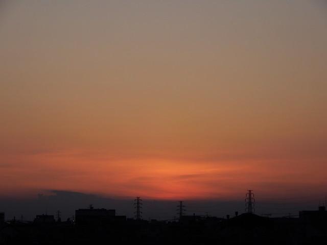 鉄塔のある風景 2021.6.12