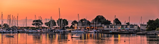 Marina Sunrise June 12,2021