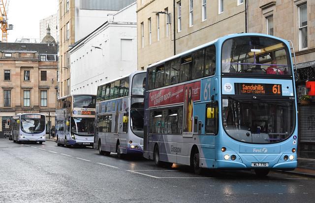 First Glasgow in 2021