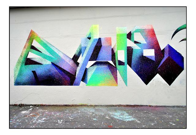 LONDON STREET ART by WILLIS82