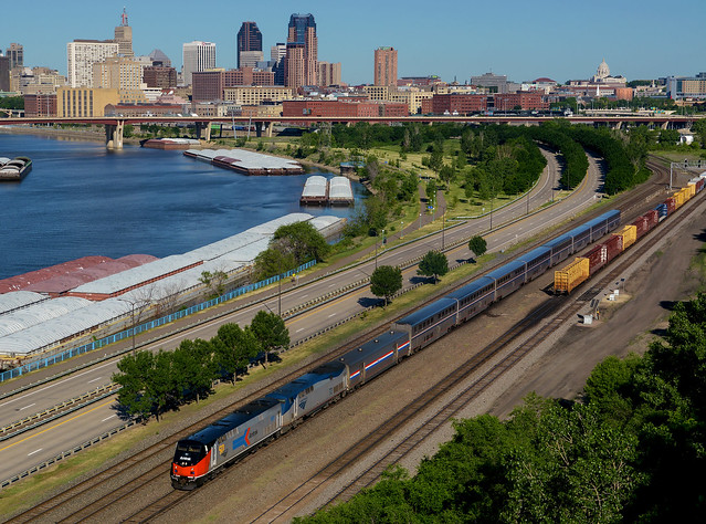 Amtrak 161- Nearly!