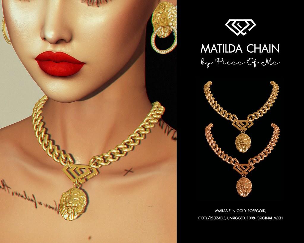 Matilda Chain @ Access Event