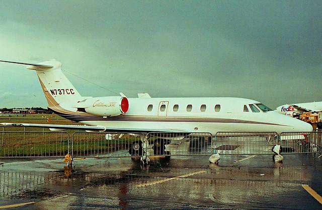 N737CC Cessna 650 Citation V11 (650-7037)