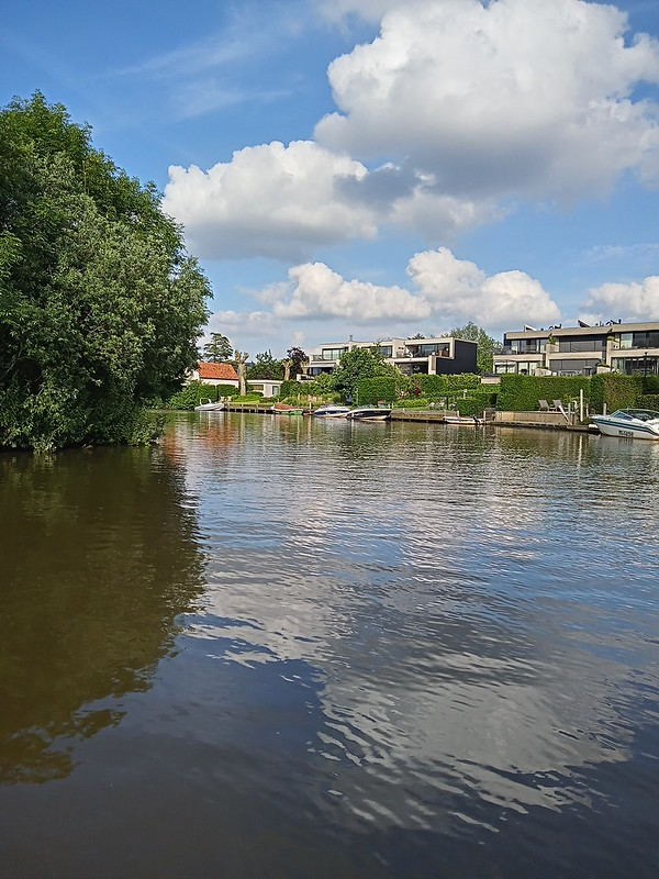 Alquilar una barca en Gante
