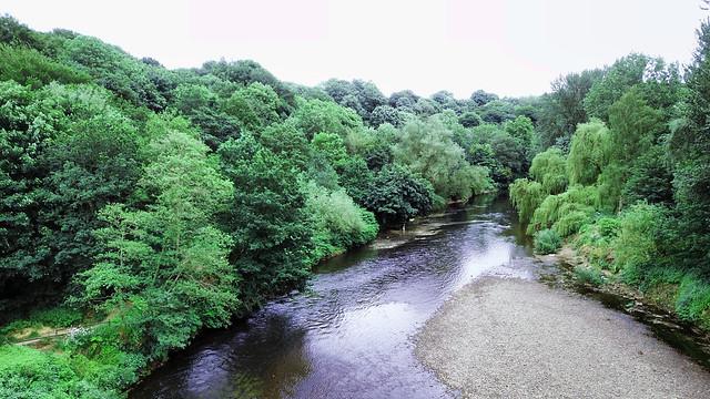 River Irwell Kersal