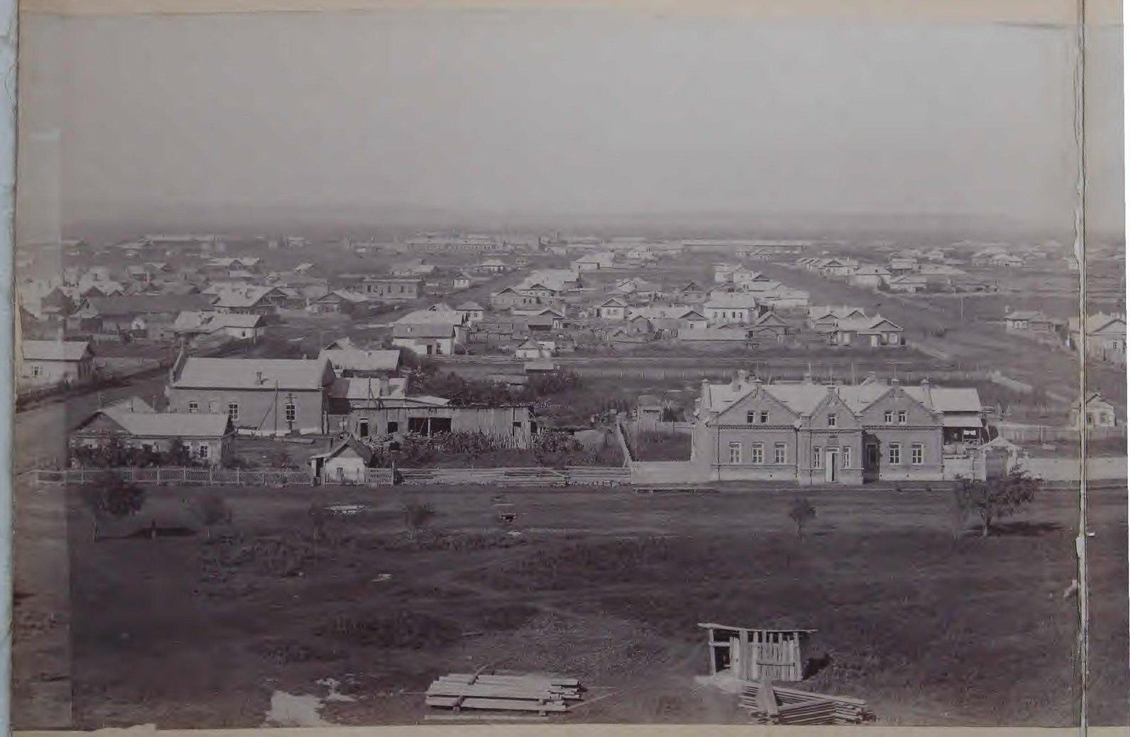 Вид с собора. 1898.2