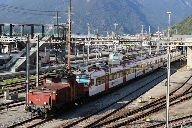2020-08-21, CFF, Bellinzona