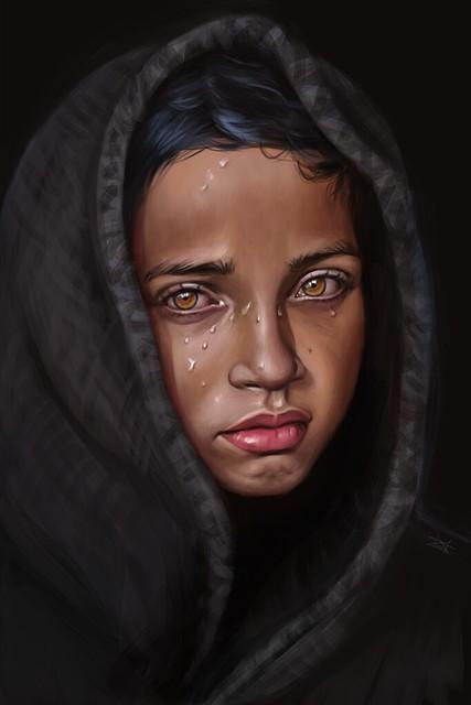 Bangladeshi kid