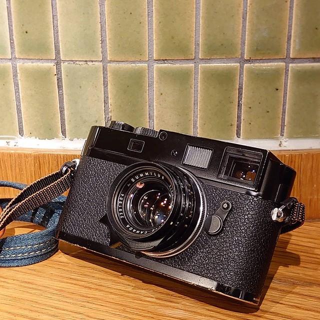 Leica 35mm f1.4 Pre A 的CCD 千禧感覺