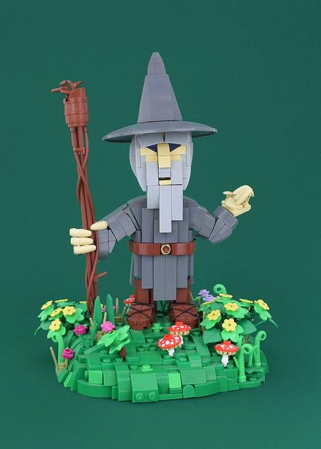 Gandalf Bobblehead