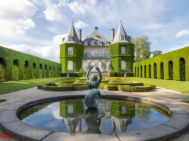 Petit jardin à la Française