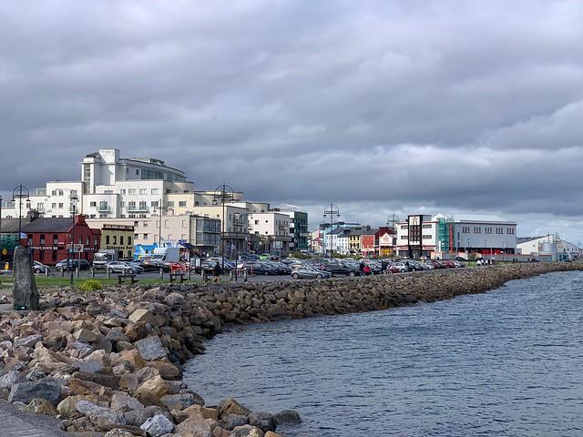 Salthill Promenade - Galway, Ireland