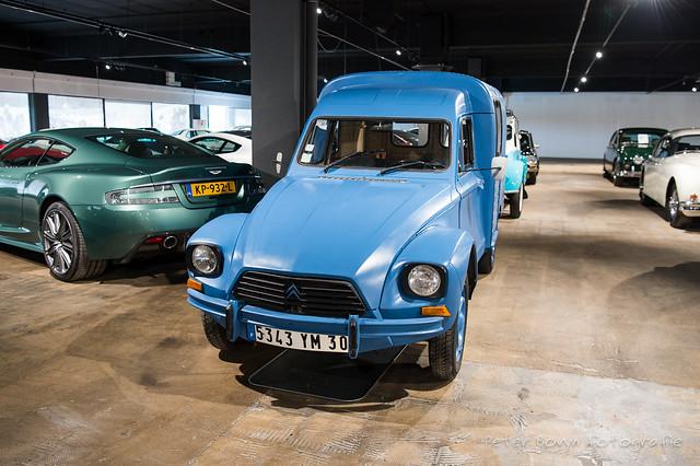 Citroën Acadiane - 1987
