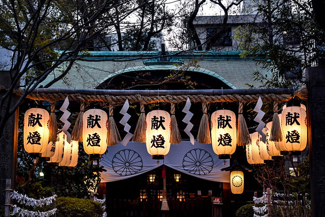 Horikoshi Shrine(Jinja)