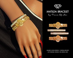 Matilda Bracelet@ Access Event