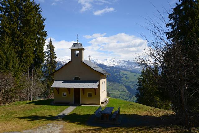 Kapelle mit Aussicht