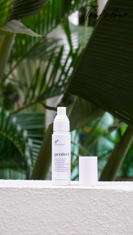 Protect Nanosilver Spray Antah Wellness