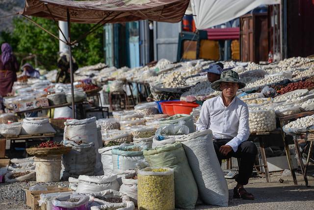 Mercado de frutos secos
