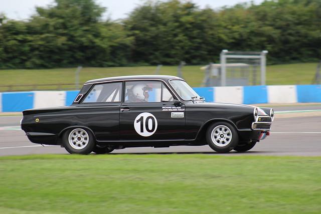 Richard Walker / Jack Walker-Tully, Ford Lotus Cortina