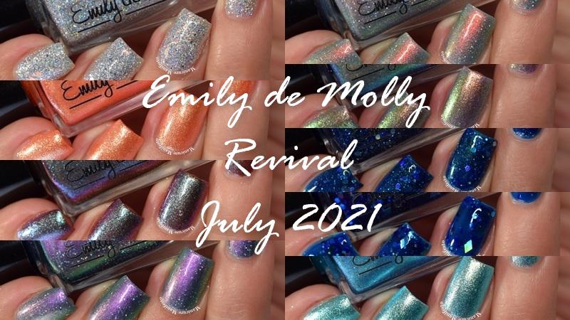 Emily De Molly July 2021 Revival Release