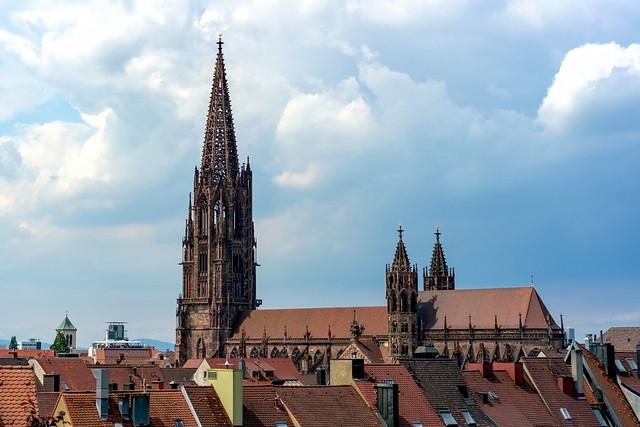 Münster, Freiburg  6000x4000