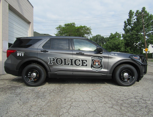 Grosse Ile,Michigan Police Dept.
