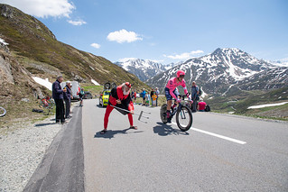 Tour de Suisse 7st stage: Sedrun > Andermatt