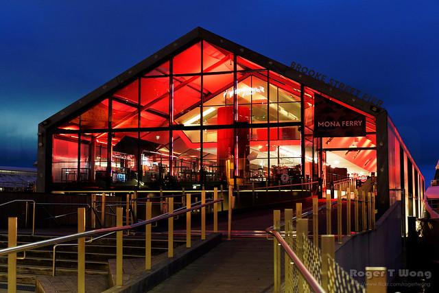 20210613-04-Brooke Street Pier lit red