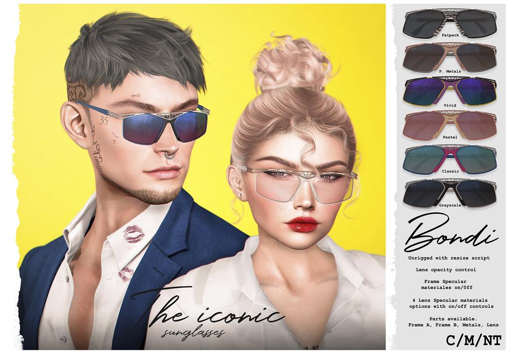 BONDI . The Iconic Sunglasses @Access