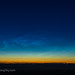 Noctilucent Clouds at Dawn (June 12, 2021)