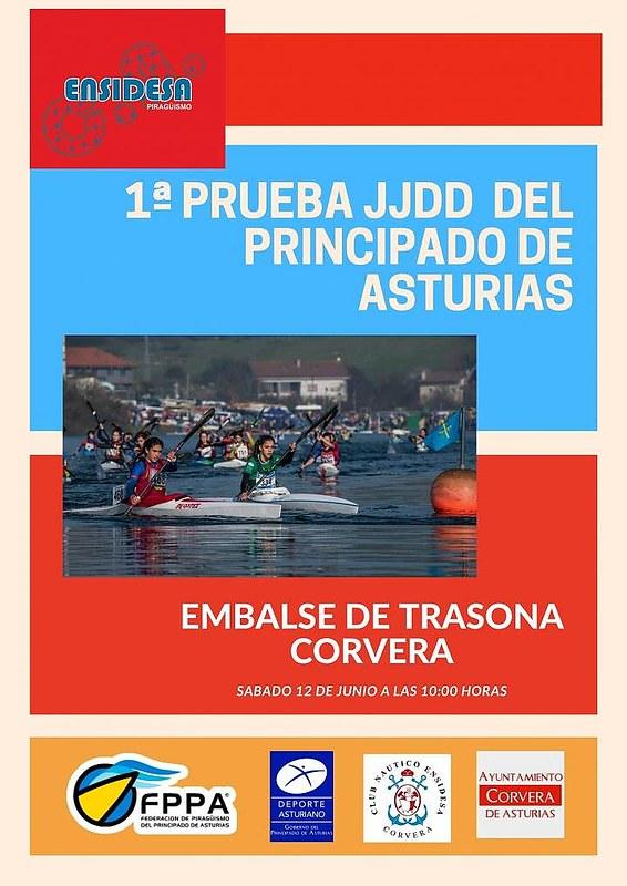 1ª- Juegos Pedortivos-Trasona-2021