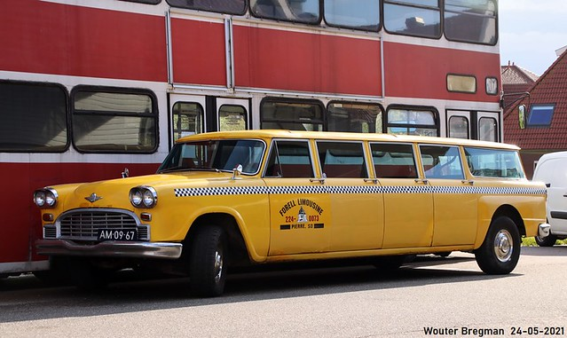 Checker Aerobus 1966