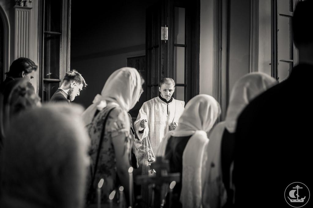 12-13 июня 2021. Неделя 7-я по Пасхе, святых отцев I Вселенского Собора / 12-13 june 2021. 7th Sunday of Pascha. Sunday of the Holy Fathers of the First Ecumenical Council