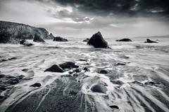 Welsh Blue Surf