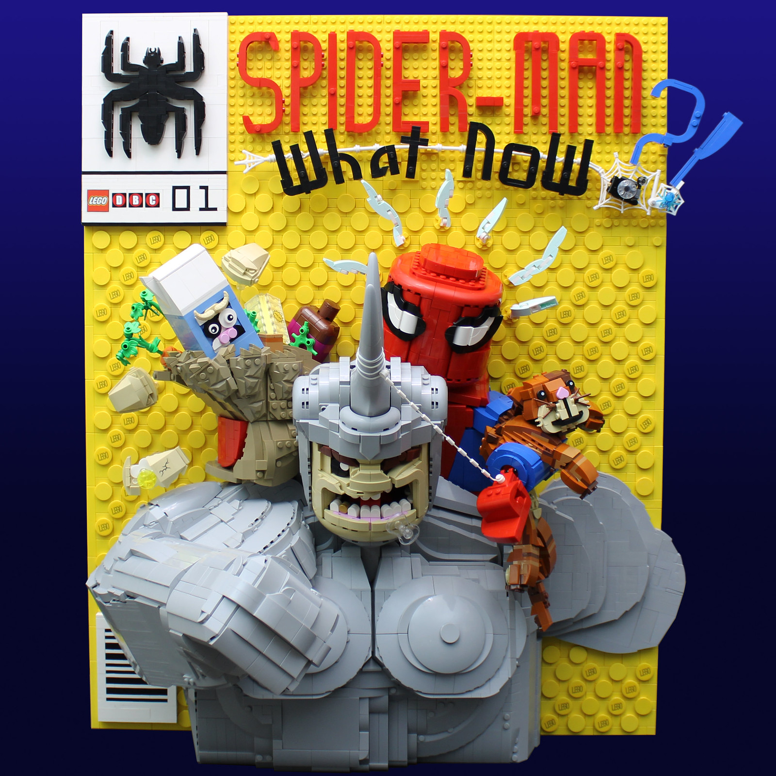 Spider-Man: What Now?!