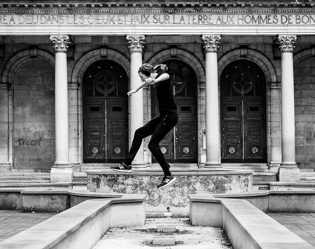 sauts urbains