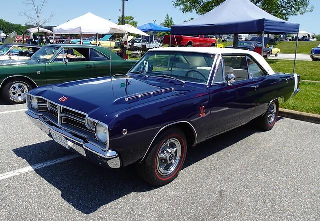 1968 Dodge Dart GTS (1)