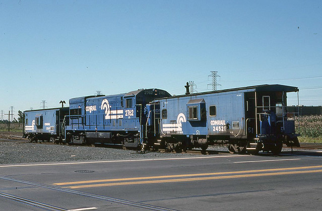 What's Better Than A Caboose?
