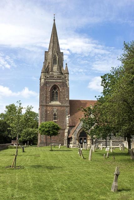 St Michaels Church, Tilehurst
