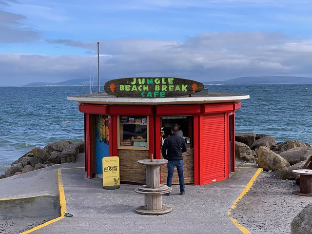 Cafe By The Bay -  Salthill, Galway.