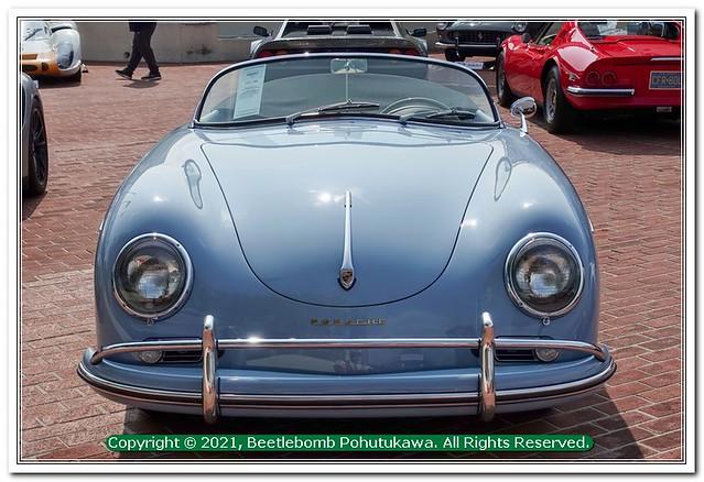 2018: RM Auctions, Monterey: 1958 Porsche 356 A 1600 Speedster